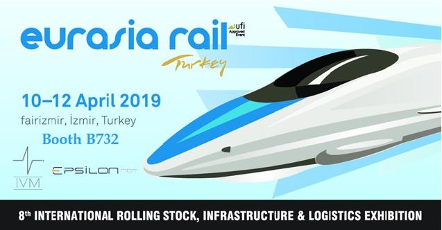 Eurasia rail - Aprile 2019