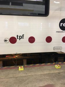 Demo POWERVE presso TPF - Svizzera