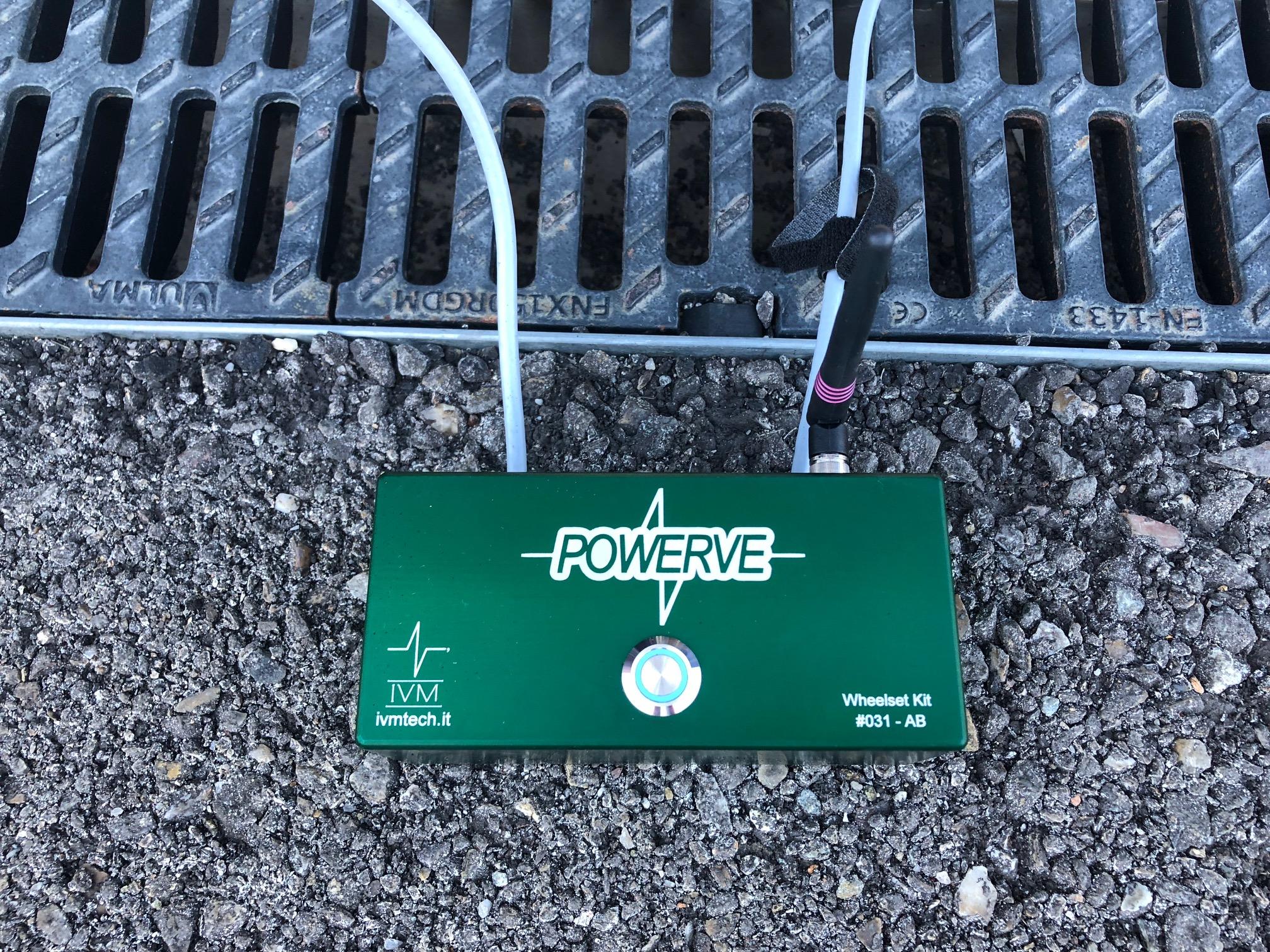 POWERVE AB green