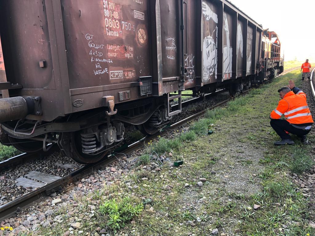 pesaje train