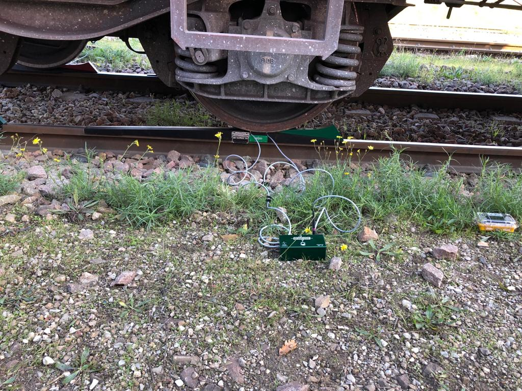 Bogie Workshop System - green side