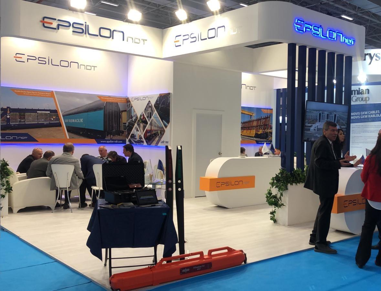 stand Epsilon Ntd a Eurasia rail 2019