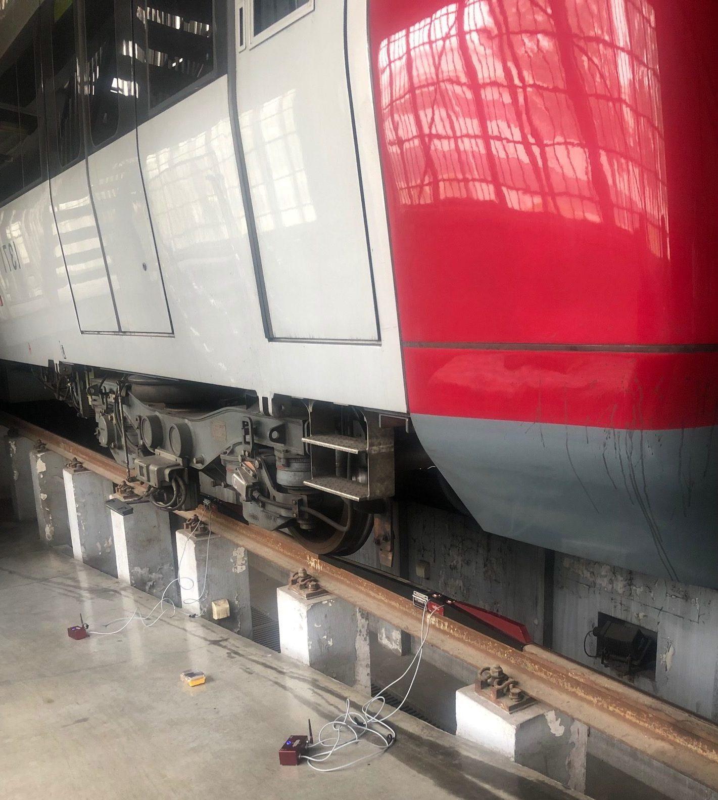 POWERVE per il livellamento treno