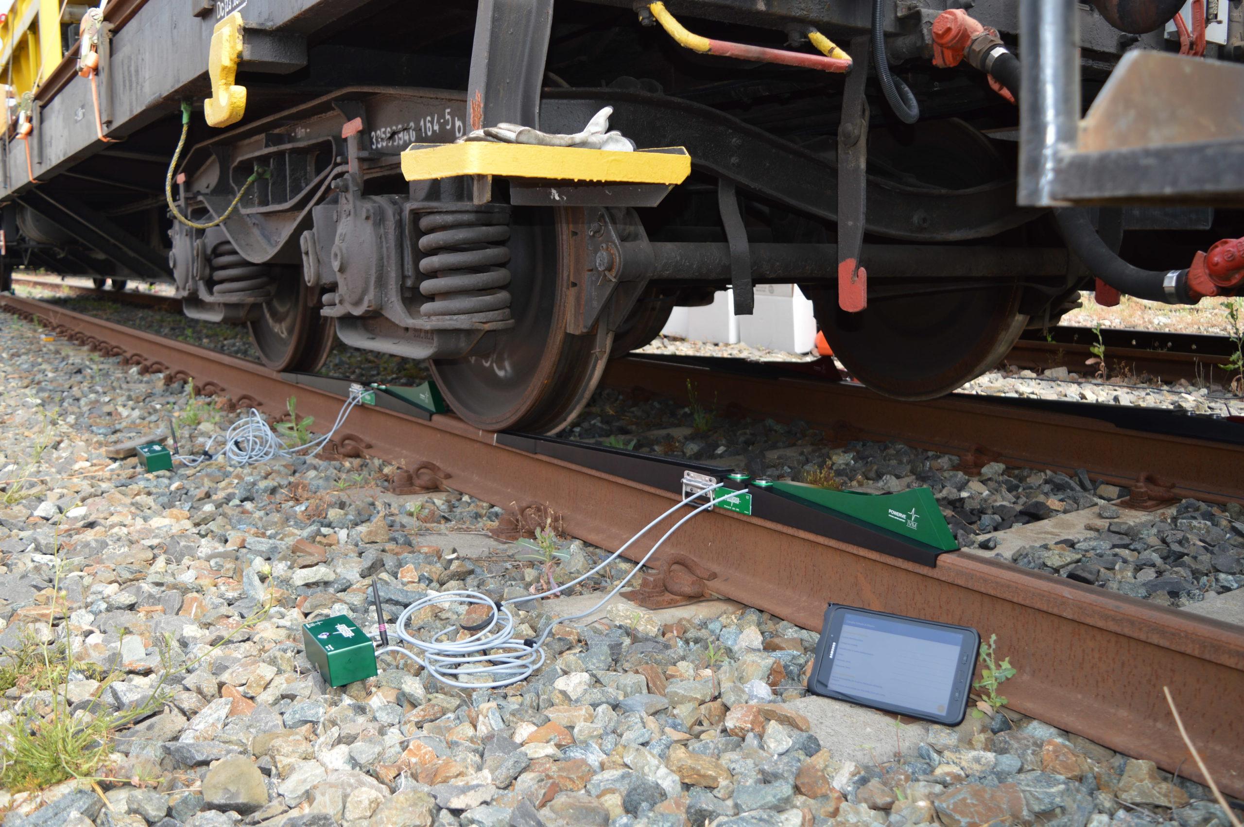 Training per la pesa rotabili da GCF – Generale Costruzioni ferroviarie