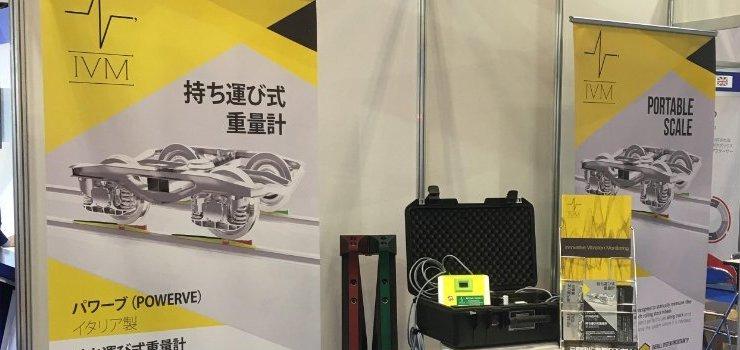 POWERVE nello stand giapponese di MassTrans 2017